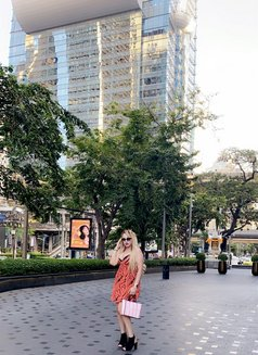 سارة الدوسري (شيميلة عربية)ة - Transsexual escort in Bangkok Photo 13 of 22