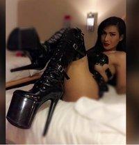 Mistreselegant Paradise found - Transsexual escort in Tokyo