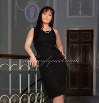 Jewel - escort in Edinburgh
