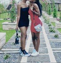 3some - Les show -A level - escort in Entebbe