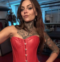 4-8 March Mistress Nikky French - dominatrix in Singapore