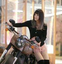 Abbychina - Transsexual escort in Beijing