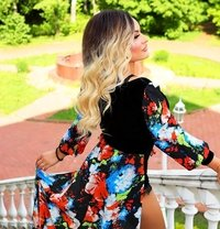 Adel - Transsexual escort in Moscow