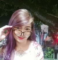 Adorable Lilly Cruz - Transsexual escort in Manila