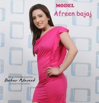 Afreen Bjaj - escort in Sharjah
