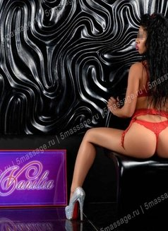 Afrodita - masseuse in Moscow Photo 5 of 8