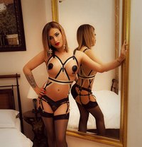 Serena - Transsexual escort in Moscow