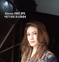 Aleena Slim Owc, Dfk, Pakistani - escort in Sharjah