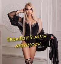 Alena Blondie - escort in Dubai