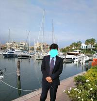 Alex - Male escort in Marbella