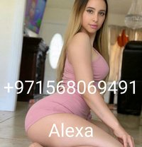 Alexa - escort in Dubai