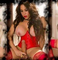 Alexandra Bittencourt - Transsexual escort in Barcelona