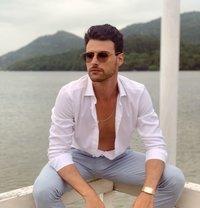 Alexandre Becker - Male escort in Madrid