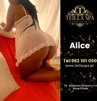 Alice - escort in Lisbon
