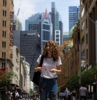 Alice Field - escort in Sydney