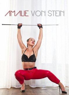 Amalie Von Stein - dominatrix in Palmas de Gran Canaria Photo 1 of 13