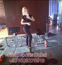 Amanda Fitness Model in Dubai - escort in Dubai