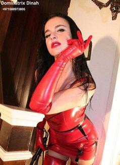 Amazing Mistress Dinah - dominatrix in Dubai Photo 1 of 30