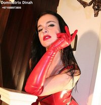 Amazing Mistress Dinah - dominatrix in Dubai Photo 1 of 30