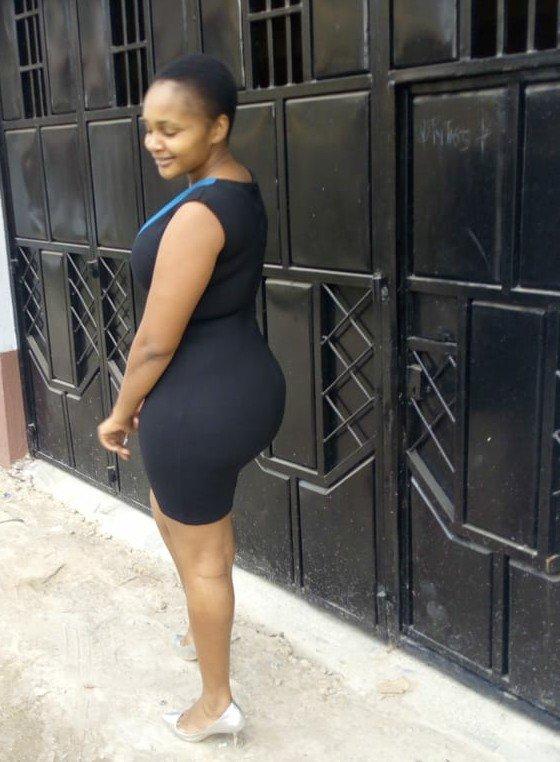 Amber, Kenyan Adult Performer In Nairobi 2-2462