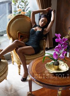 American Elise Jolie April 29-May 6 - escort in Hong Kong Photo 1 of 8