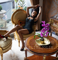 American Elise Jolie April 29-May 6 - escort in Hong Kong Photo 1 of 8