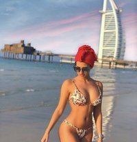 American Top Model Rose Swanson - escort in Dubai