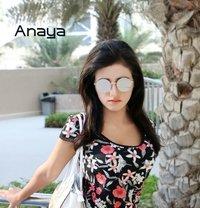 Anaya Student - escort in Abu Dhabi