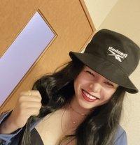 Andrea - Transsexual escort in Tokyo