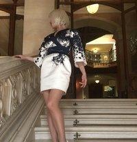 Angelica Faliero - escort in Brussels