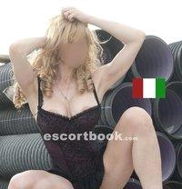 Angelica Faliero - escort in Milan