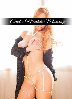 Erotic Models Massage - masseuse in Madrid Photo 2 of 10