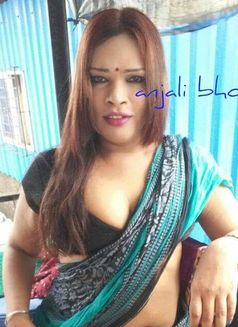 Anjali Trans - Transsexual escort in Mumbai Photo 5 of 13