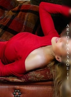 Anna Art of Massage - escort in Bergamo Photo 1 of 6