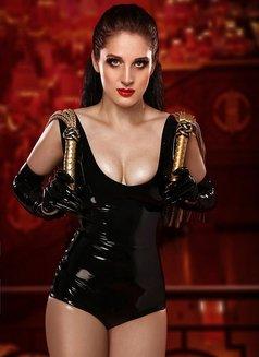 Anna Mistress in Latex - dominatrix in Paris Photo 13 of 23