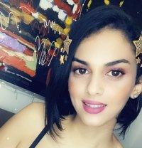 Arab ts Nadin 20نادين شيميل صغيرة - Transsexual escort in İstanbul