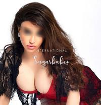 Arabic Enchantress Nora - escort in London