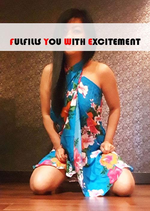 Art of Touch for at vække din sensualitet, thailandsk eskorte i-8550