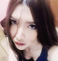 """Ash""f Uc Ker - Transsexual escort in Makati City"