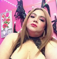 Asian BBW Ts for camshow/cumshow - Transsexual escort in Manila