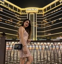 Asian Sofia - Transsexual escort in Macao