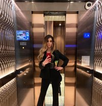 Aso Power Top - Transsexual escort in Moscow