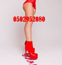 Ava >Check my VIDEO - escort in Abu Dhabi