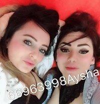 Aysha and Fatima - escort in Doha Photo 8 of 14