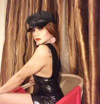 Top Party Ayu Janet - Transsexual escort in Hong Kong