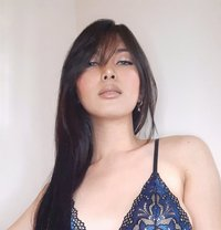 Angel - Transsexual escort in Makati City