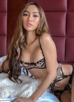 Babygirl_Hershey Leaving Soon.. - Transsexual escort in Dubai Photo 9 of 23