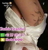 Barbie Istanbul - escort in İstanbul