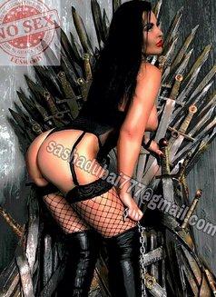 BDSM MISTRESS SASHA lUXURY - dominatrix in Moscow Photo 9 of 25