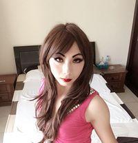Beautiful Ladyboy Chelsa - escort in Muscat